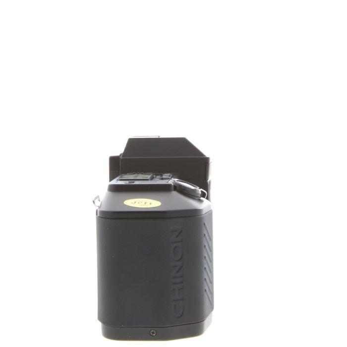 Chinon CP-7M Multi Program 35mm Camera Body, Black