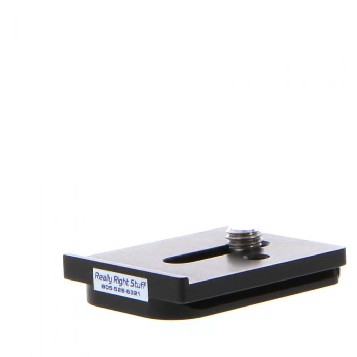 Really Right Stuff Camera Base Plate B22 with 3/8