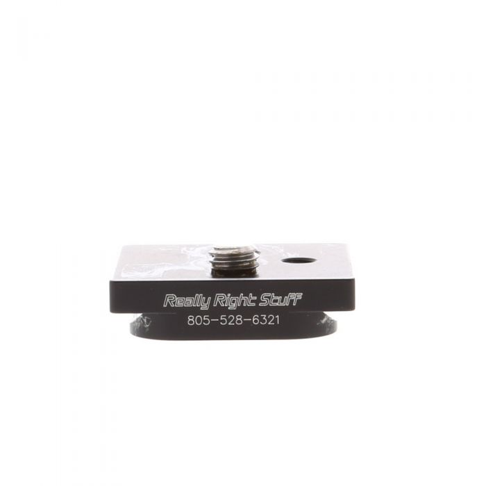 Really Right Stuff Camera Base Plate B22 F with 3/8
