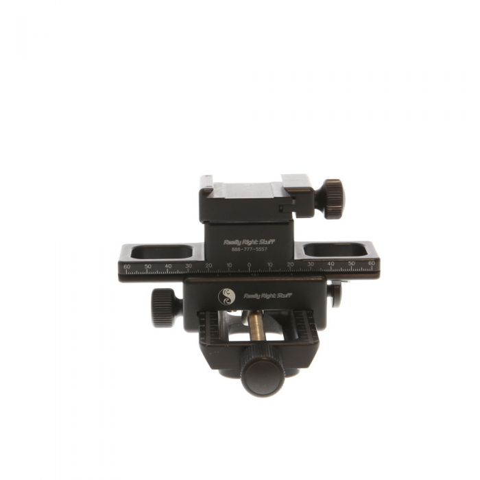Really Right Stuff Macro Focus Rail Package With B150,LMT,B2-FAB