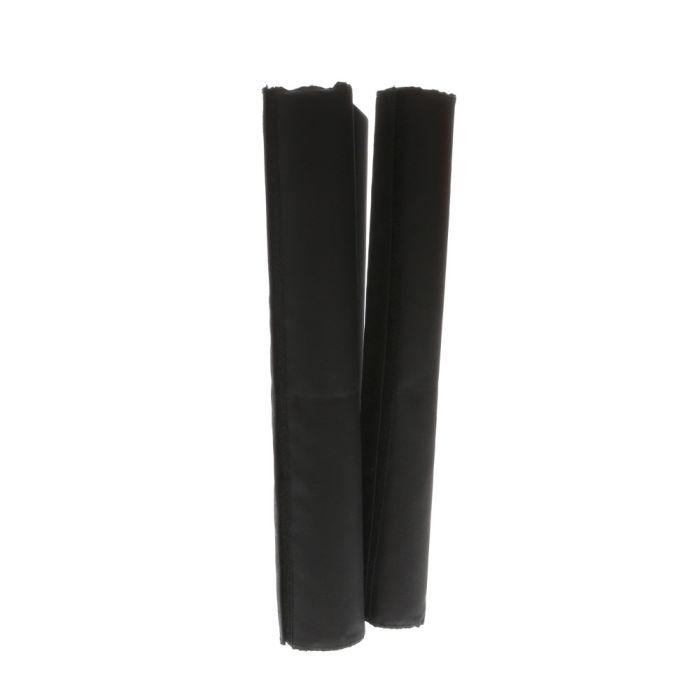 A. Laird Tri-Pads Tripod Velcro Padded Leg Protectors, Black (Set of 3) 15