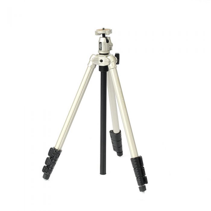 Velbon Max i 343E Tripod 4 Section With PH-243 Ball Head 18-54.7\