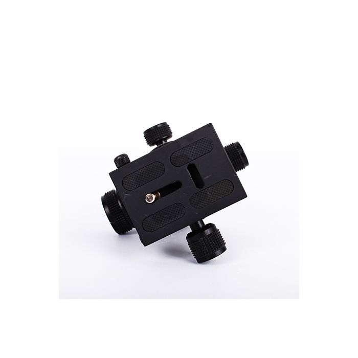 Fancier FT-6665H Fluid Drag Ball Tripod Head with Quick Release Plate
