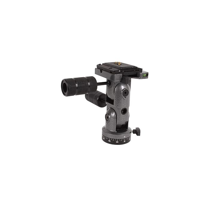 Calumet 0061 3-Way Tripod Head