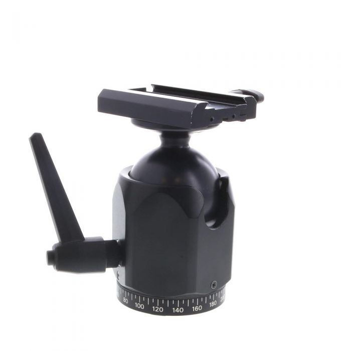 Foba BALLA Superball Ball Head with Quick-Lock Lever, Quick Release Clamp (Requires Quick Release Plate)