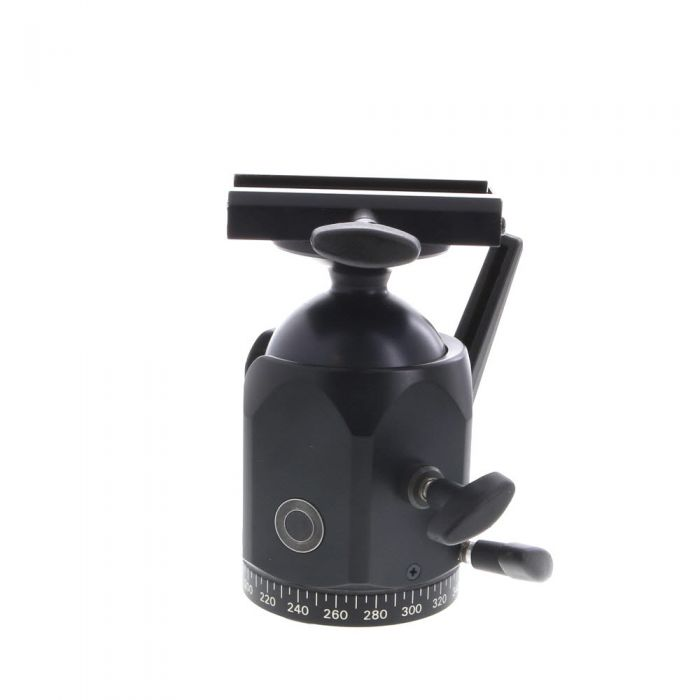 Foba BALLA Superball Ball Head with Quick-Lock Lever, BALSO Quick Release Clamp (Requires Quick Release Plate)