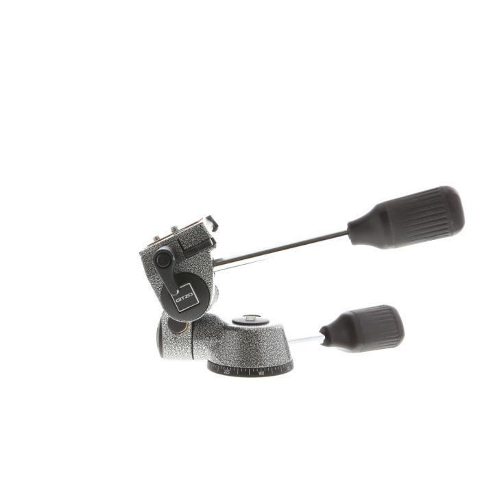 Gitzo Rational G2272M 3-Way Pan Tilt Tripod Head