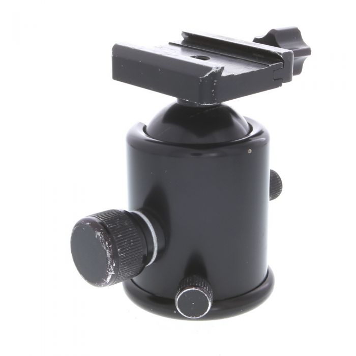 Kirk BH-1 Ball Head (Early Without Level)(Arca Style) Without Quick Release Plate Tripod Head