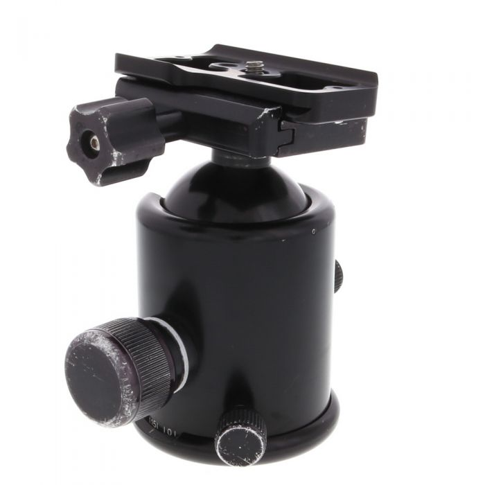 Kirk BH-1 Ball Head (Early Without Level)(Arca Style) With Quick Release Plate Tripod Head