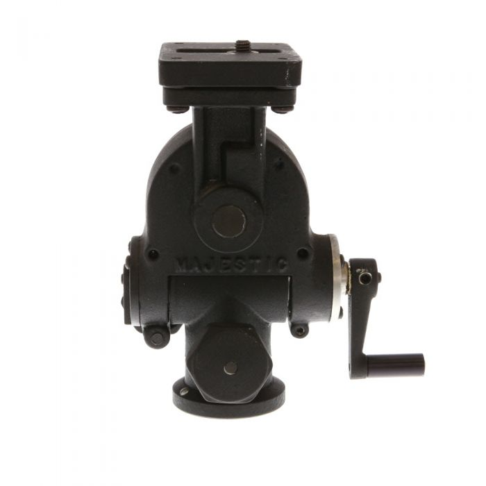 Majestic 1800 Geared Head Tripod Head