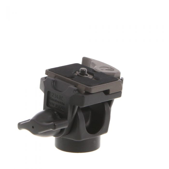 Manfrotto 234RC Tilt Head Tripod Head (for Monopods)