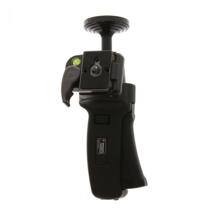 Manfrotto 322RC2 Grip Ball Head for Tripod with 322RA Quick Release Clamp