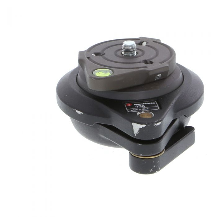 ZZ** dupe Manfrotto 438 Compact Ball Leveling Head Tripod Head