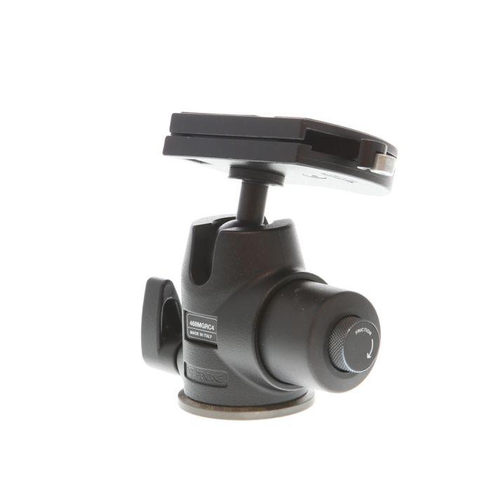 Manfrotto 468MGRC4 Hydrostatic Ball Head Tripod Head