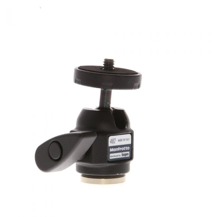 Manfrotto 482 Micro Ball Head Tripod Head