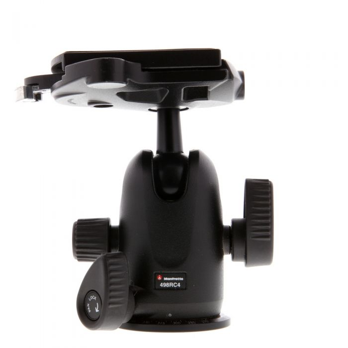 Manfrotto 498RC4 Ball Head Tripod Head