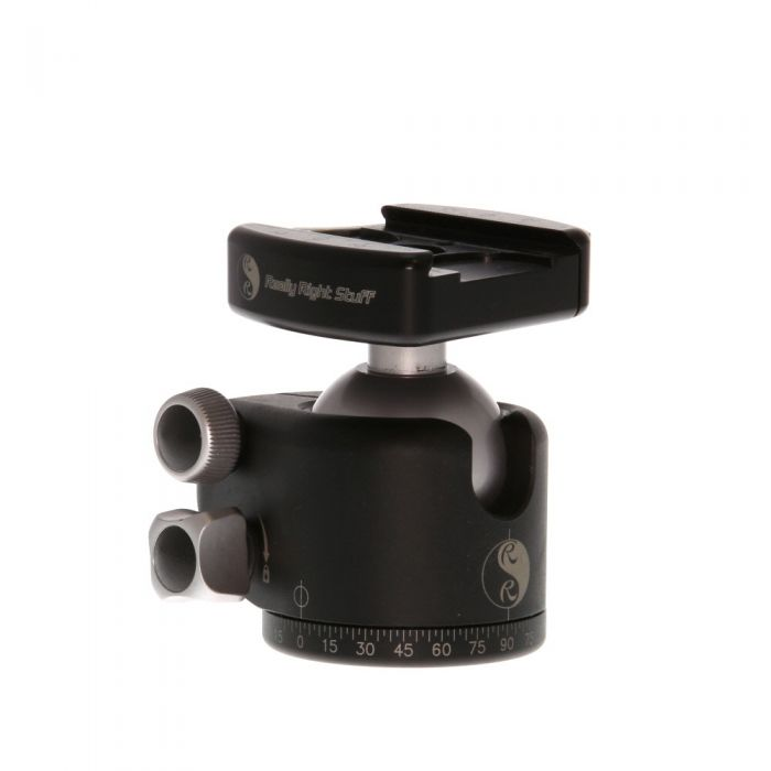 Really Right Stuff BH-40 LR Ball Tripod Head with B2-40 LR Clamp (Requires Quick Release Plate)