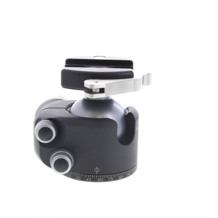 Really Right Stuff BH-55 Ball Tripod Head with B2 AS II Lever Release Clamp (Requires Quick Release Plate)