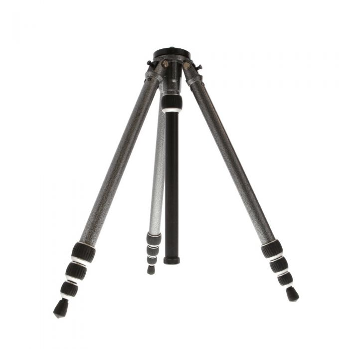 Gitzo 026 Weekend Compact Performance Tripod Legs, 4-Section, 14-54.5 in.