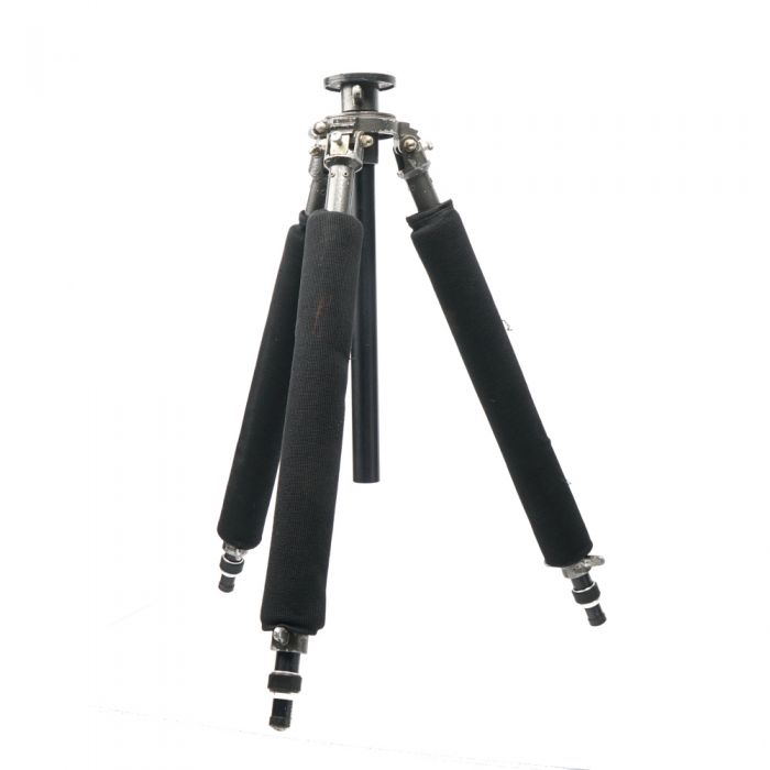 Gitzo 240 Pro Reporter Tripod Legs with Center Column, 3-Section, 27.25-72 in.