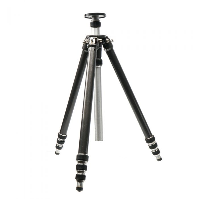 Gitzo 326 Studex Compact Luxe Performance Tripod Legs, 4-Section, 22-90 in.