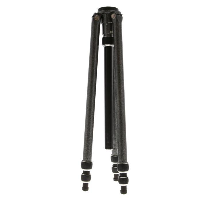 Gitzo G101 Sport Standard Tripod Legs with Rapid Column, 3-Section, 17.75\