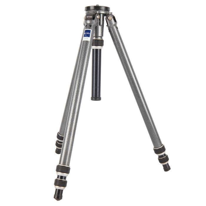 Gitzo G220 Reporter Performance Tripod Legs, 3-Section, 20-58\