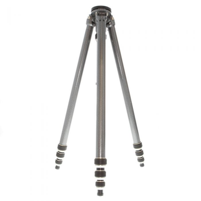 Gitzo G1222 Reporter Tripod Legs, 4-Sections, 11-72\