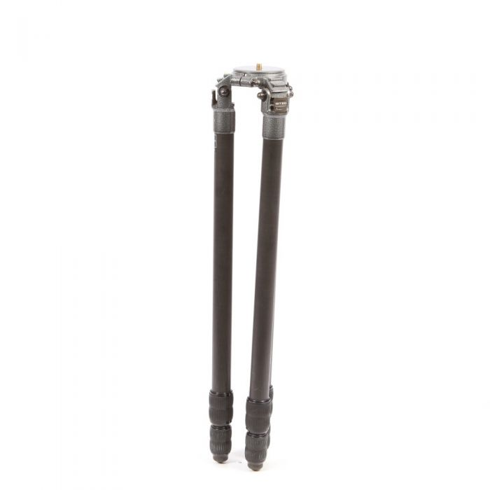 Gitzo G1325 Studex Performance Carbon Fiber Tripod Legs with Flat Top Plate, 26.4-58.3\