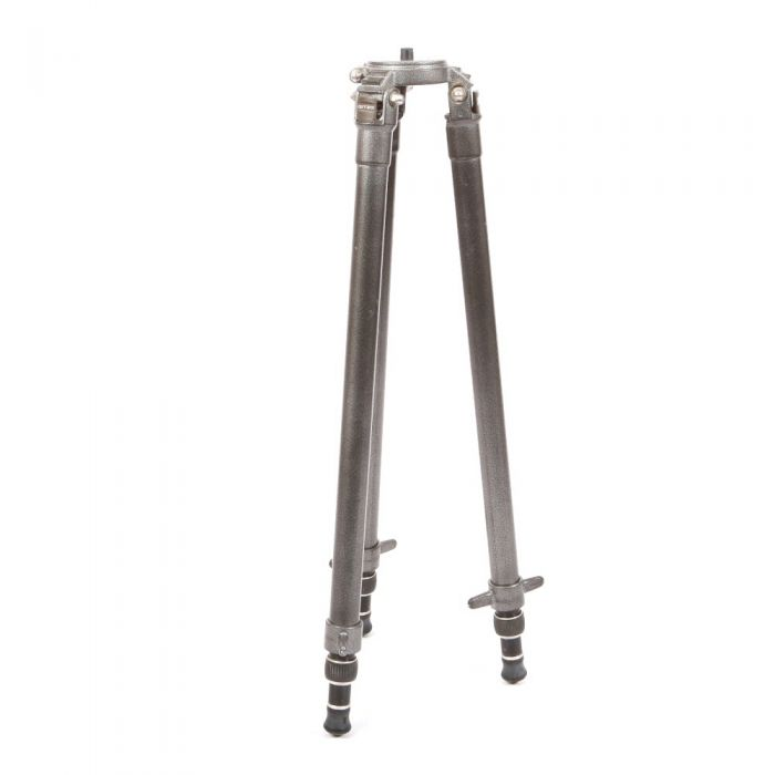 Gitzo G1340 Studex Performance Tripod Legs with Flat Top Plate, 3-Section, 28.3-60.2\