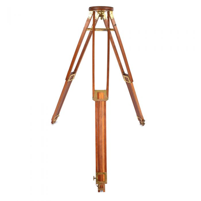 Graflex Crown #1 3-Section Wood Tripod Legs 16-52\