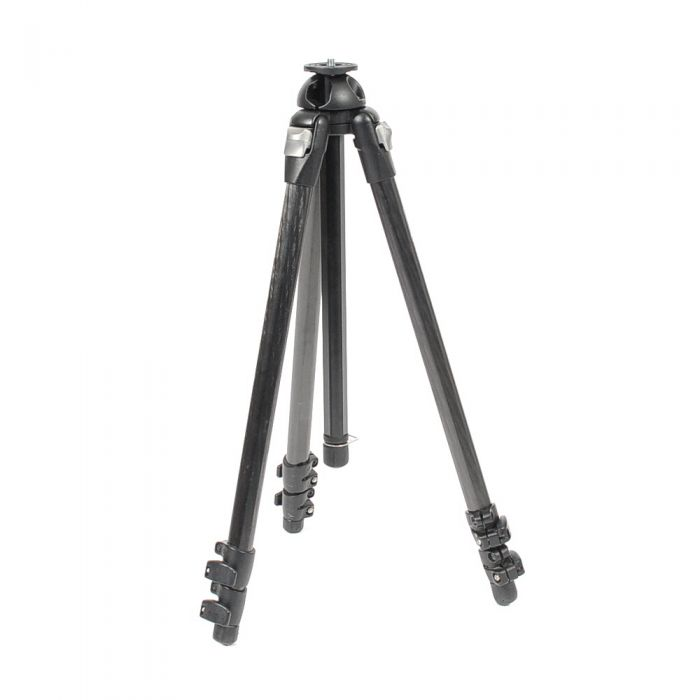 Manfrotto 055 Magfiber Tripod Legs , 3 Section, 25-66\