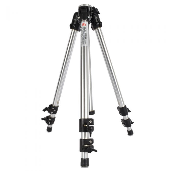 Manfrotto 144 Tripod Legs. Chrome, 24-67