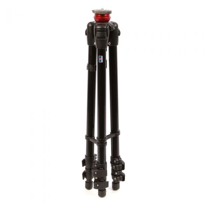 Manfrotto 745B Tripod Legs with Integrated 50mm Leveling Ball, 3 Section, 12.6-58.3\