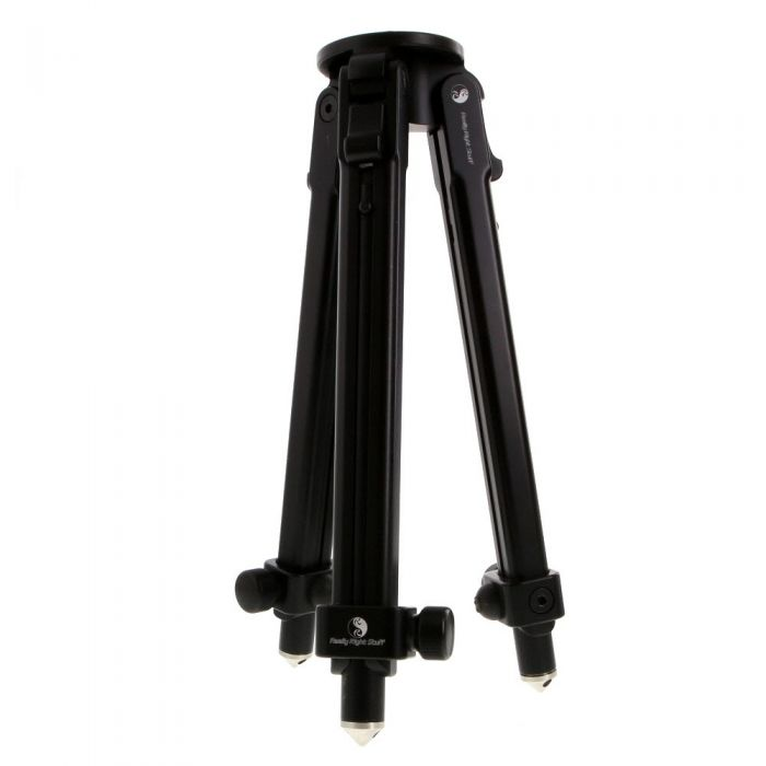 Really Right Stuff TFA-32G Aluminum Ground-Level Tripod Legs with Fixed Apex, 2-Section, Black, 1.7-17 in.