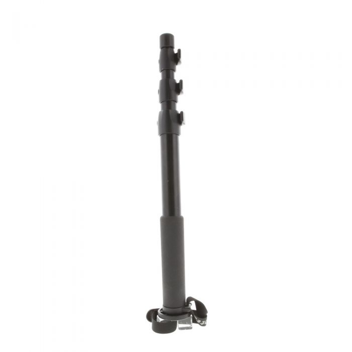 Manfrotto 680B Monopod, 4-Section, Black, 20-60\