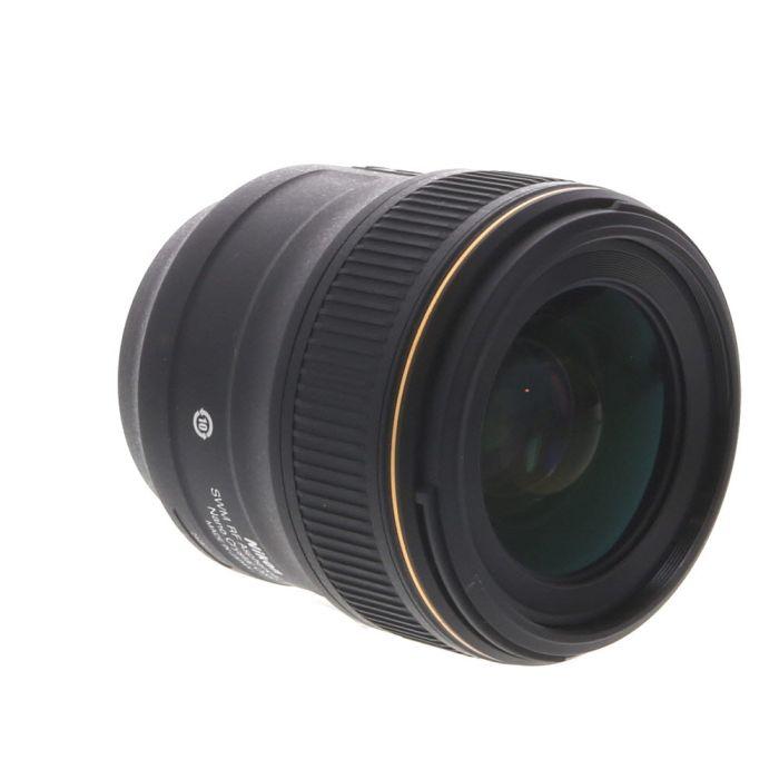 Nikon Nikkor 35mm F/1.4 G AF-S AF Lens {67}