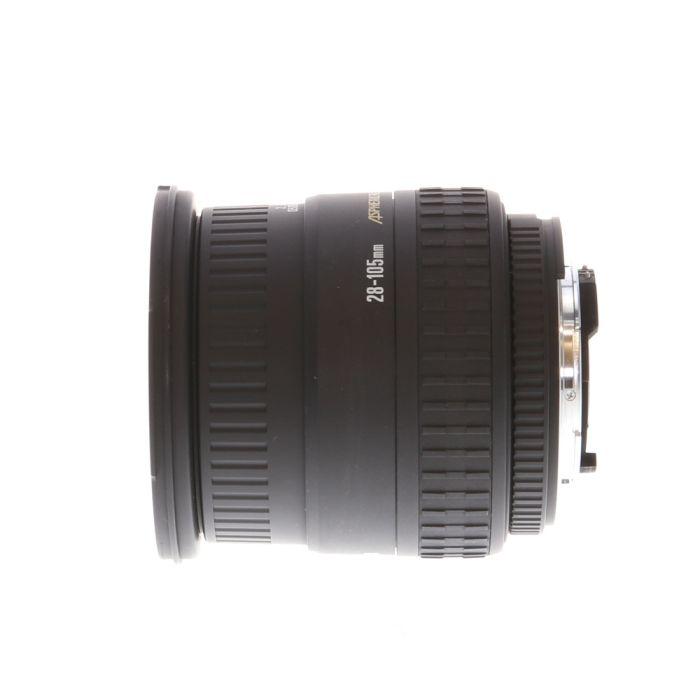 Sigma 28-105mm F/2.8-4 Aspherical Autofocus Lens For Nikon {72}