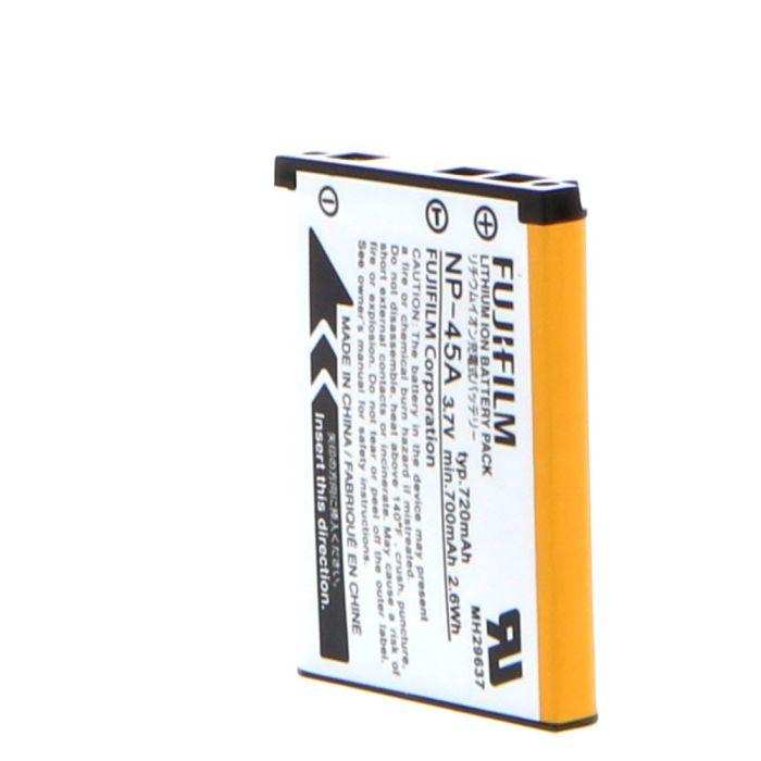 Fujifilm NP-45A Rechargeable Battery (J,JV,JX,XP,T,Z Series)
