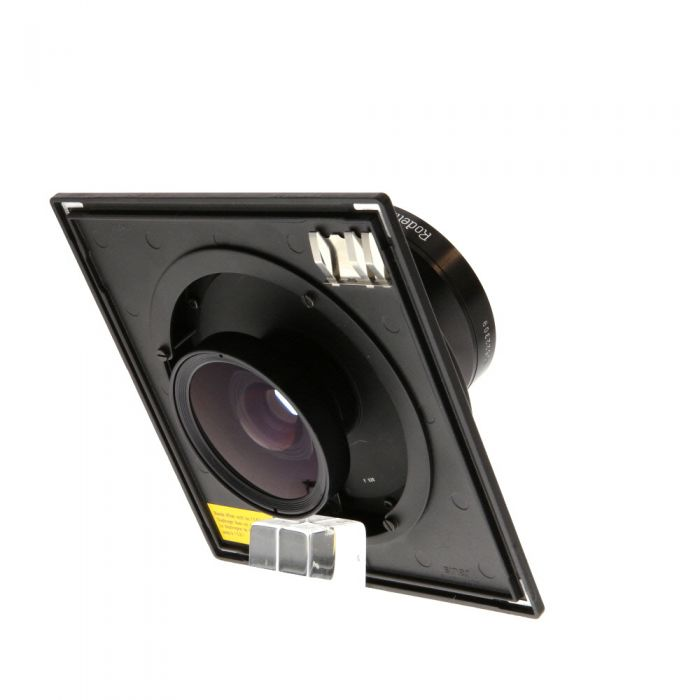 Rodenstock 90mm f/6.8 Grandagon N MC Sinar 4x5 Lens in DB Mount Board