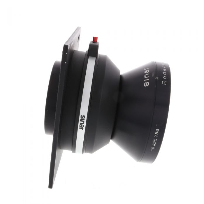 Rodenstock 360mm f/6.8 Sironar-N MC Sinar Lens in DBM Mount