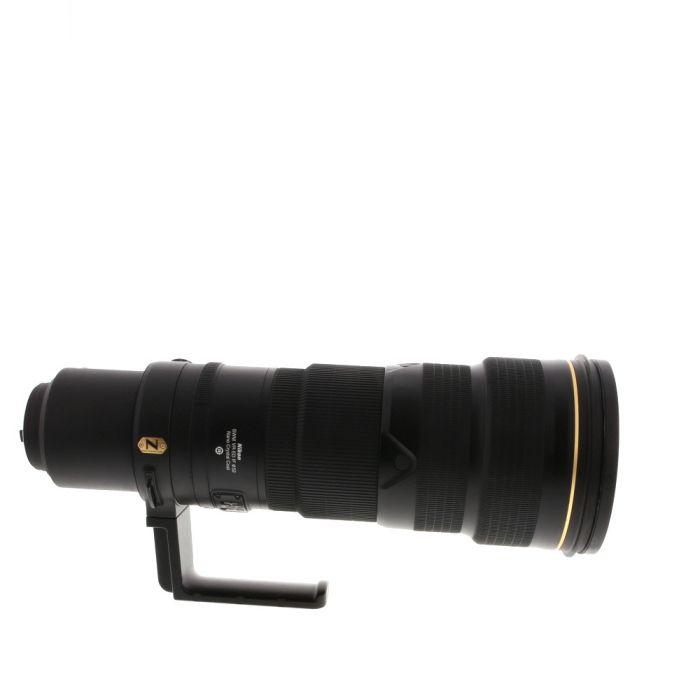 Nikon AF-S Nikkor 500mm F/4 G ED VR Autofocus IF Lens, Black {52}