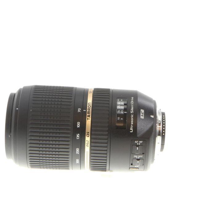Tamron SP 70-300mm F/4-5.6 DI VC USD (A005) Autofocus Lens For Nikon {62}