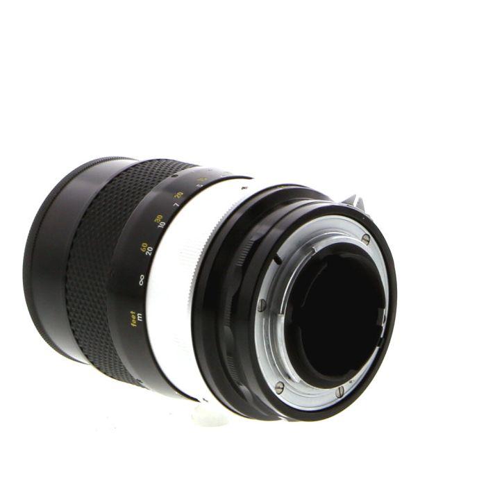 Nikon Nikkor 135mm f/2.8 Q Nippon Kogaku (NPK) Non AI Manual Focus Lens {52}