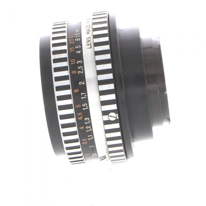 ZZ** Dupe Zeiss 50mm F/2 Pancolar Lens For Exakta Mount {49}