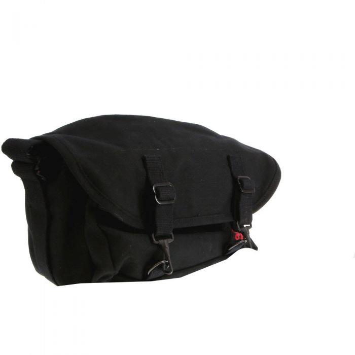 Domke F-6 Shoulder Bag Black Canvas 12X6X7