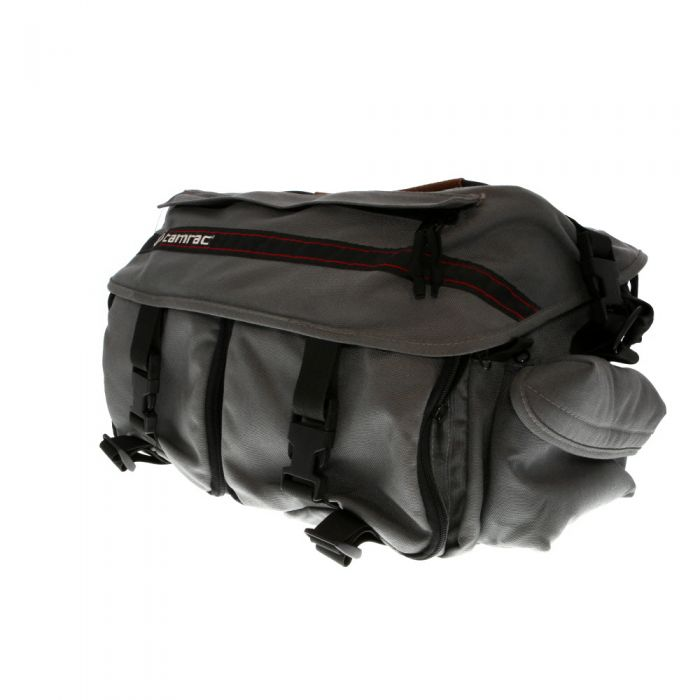 Tamrac  613 Super Pro 13 15X8X9 Gray Cordura