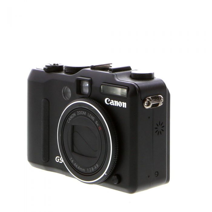 Canon Powershot G9 Digital Camera (Camera Only) {12.1MP}