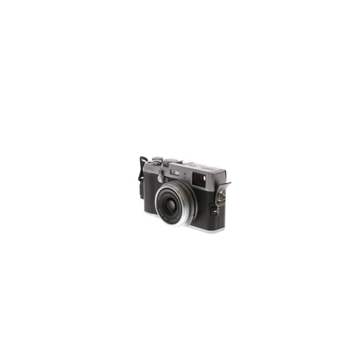 Fujifilm X100 Digital Camera, Silver {12.3MP}