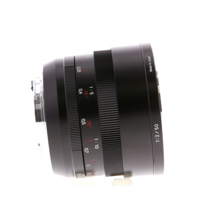 Zeiss 50mm F/2 Makro-Planar ZE T* (Manual Focus) Lens For Canon EF Mount {67}